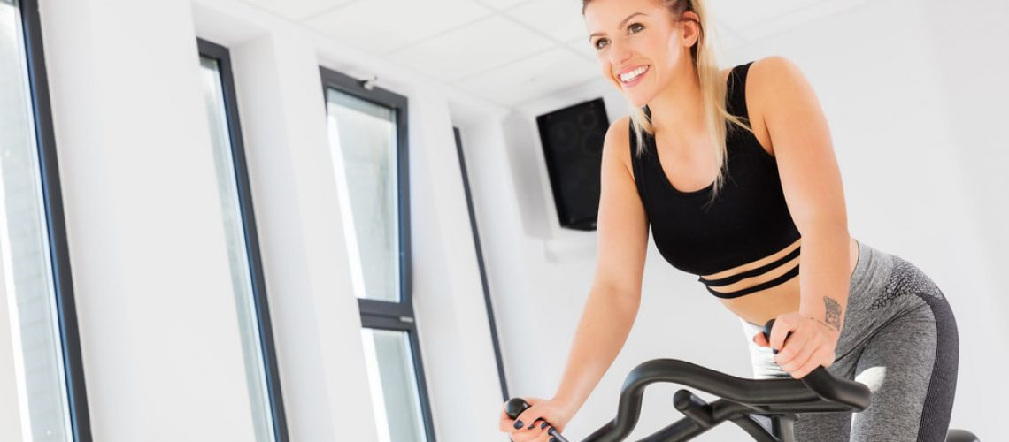 how to loose weight on a stationary bike